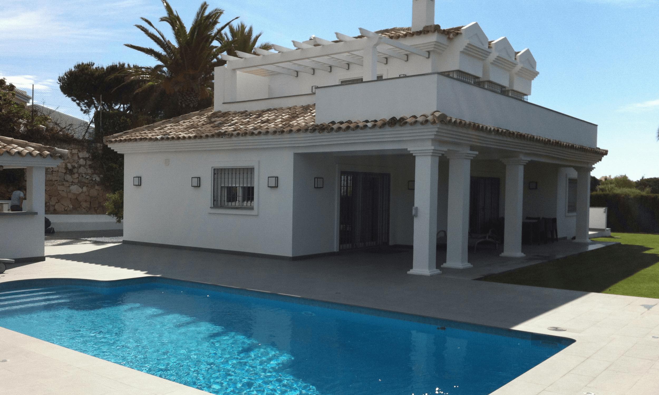 La Carolina Villa | HecoBuilding